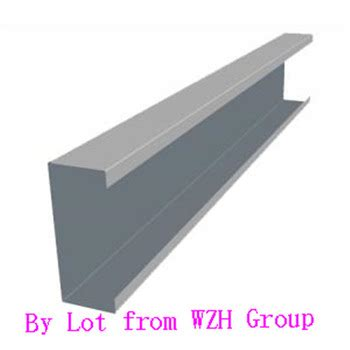 c section steel channel cold rolled c profile steel beam section buy c section