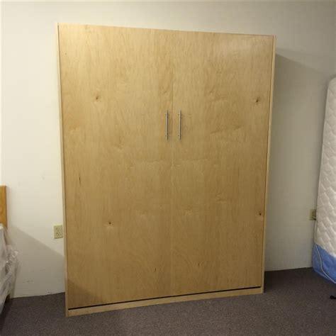 buy murphy bed maple furniture bedroom bed cherry queen slat arch top maple set boulder custom