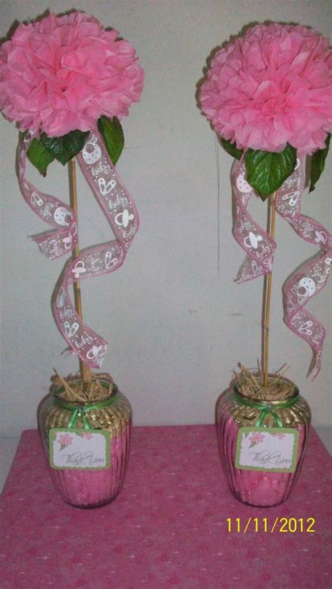 baby shower decorations tissue paper flowers crafts n