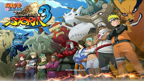 Wallpaper Game Naruto | naruto shippuden ultimate ninja storm 3 full hd wallpaper