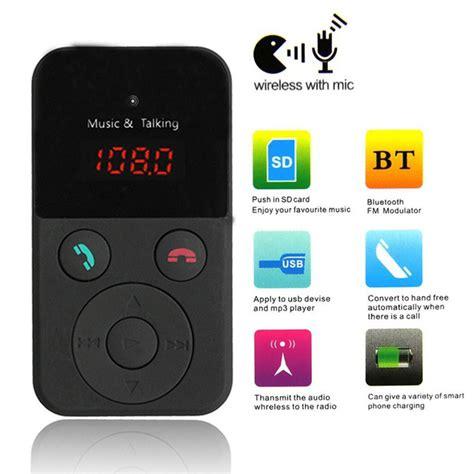 Usb Wifi Transmitter car wireless bluetooth free kit mp3 wma player fm