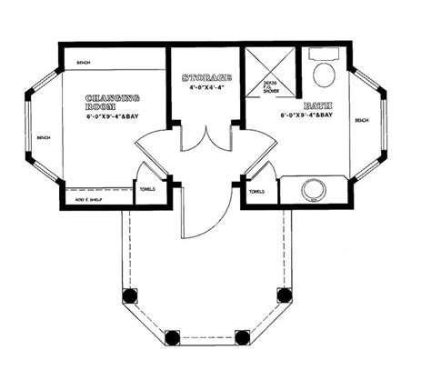 pool house floor plan 17 best ideas about pool house plans on pinterest pool