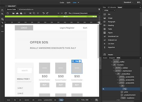 best free website design software the best web design software tools and free resources