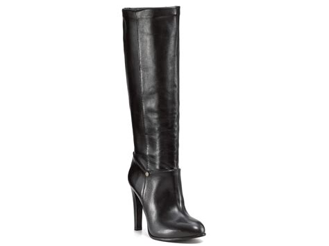 burch high heel boots burch kasey high heeled boots in black lyst