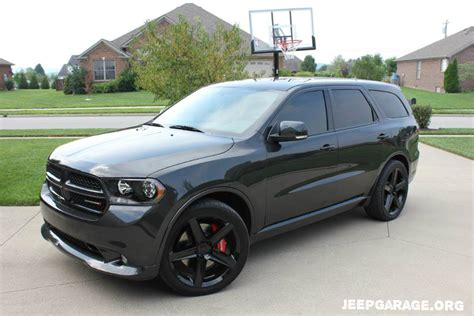 black durango srt success 2012 jeep srt 6 pot brembos on a 2011 durango