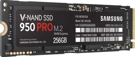 Diskon Ssd Samsung 950 Pro 256gb samsung 950 pro series 256gb pcie nvme m 2 2280