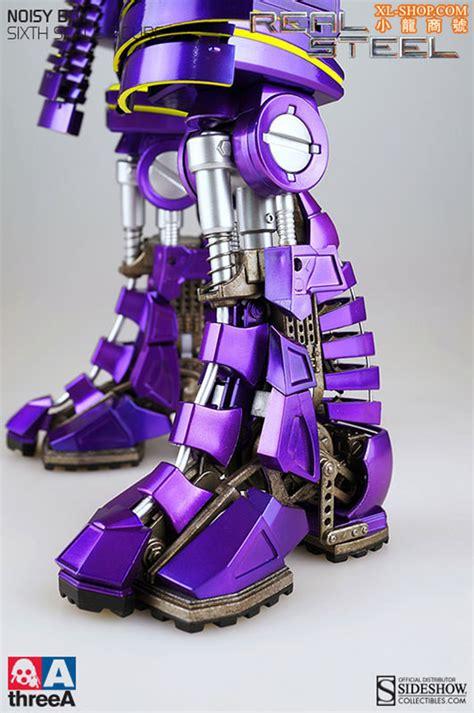 Threea 3a Severed Robot 12 threea toys real steel 1 6 scale noisy boy
