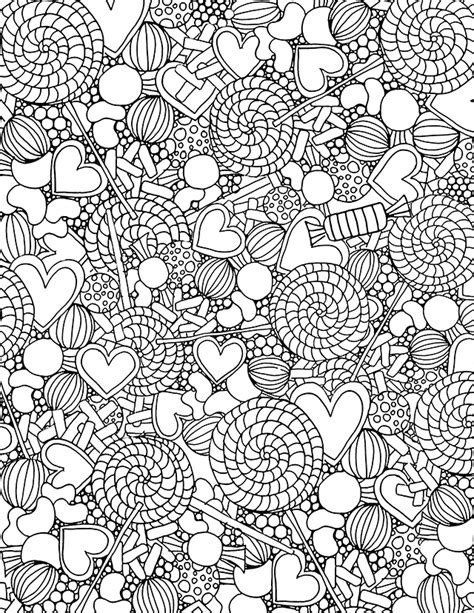 Alisaburke Free Candy Coloring Pages Candy Coloring Pages Coloring Posters Printable L