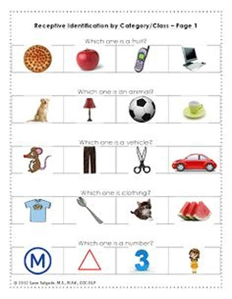 kindergarten activities without materials 1000 images about categories on pinterest speech