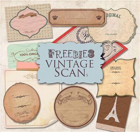 imágenes vintage para descargar marcos y etiquetas estilo vintage kabytes