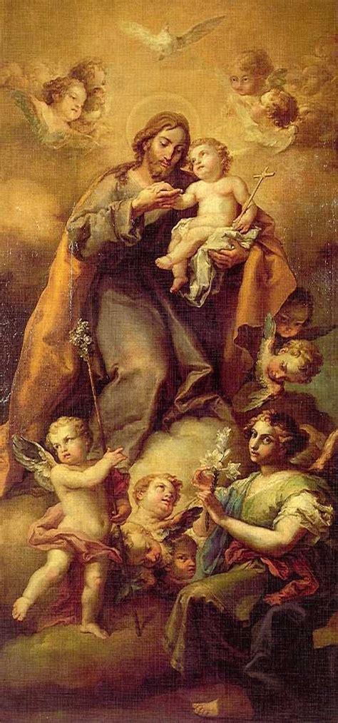 imagenes de santos orando las 25 mejores ideas sobre san jos 233 en pinterest y m 225 s