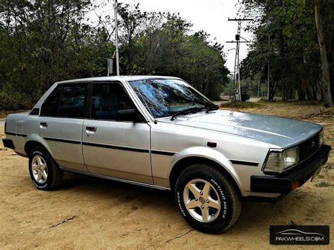 1982 Toyota Corolla For Sale Corolla For Sale In Peshawar Pakwheels