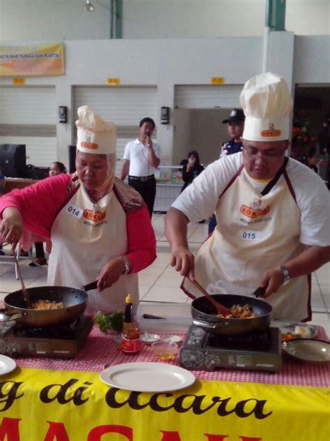 Kompor Gas Nasi Goreng nasi goreng kekar membahana til dalam lomba masak kokita catatan dari hati