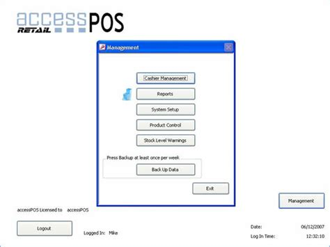 nice microsoft access point of sale template pictures