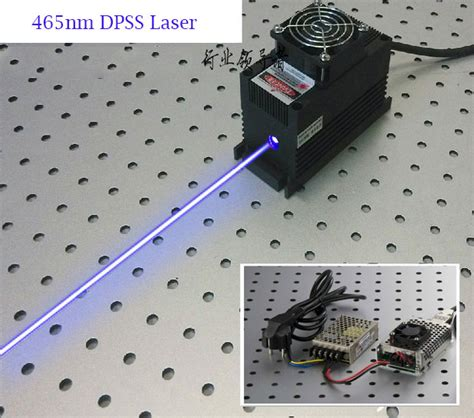 5w green laser diode 465nm 4w 5w blue dpss laser with power driver from civillaser 1 380 00 laser products
