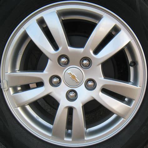 chevrolet sonic rims chevrolet sonic 5523sr oem wheel 96894731 oem original