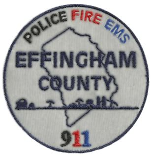 Effingham County Records E 911 Effingham County Ga