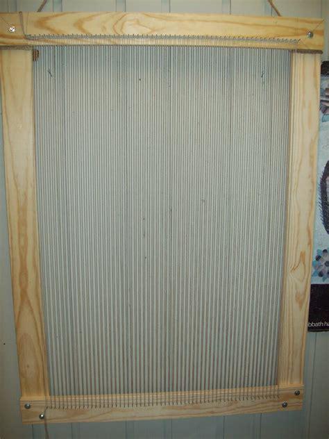 how to make a frame loom for rag rugs rag rug frame loom roselawnlutheran
