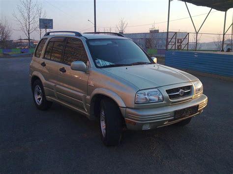 Suzuki Grand Vitara 1999 Used 1999 Suzuki Grand Vitara Images