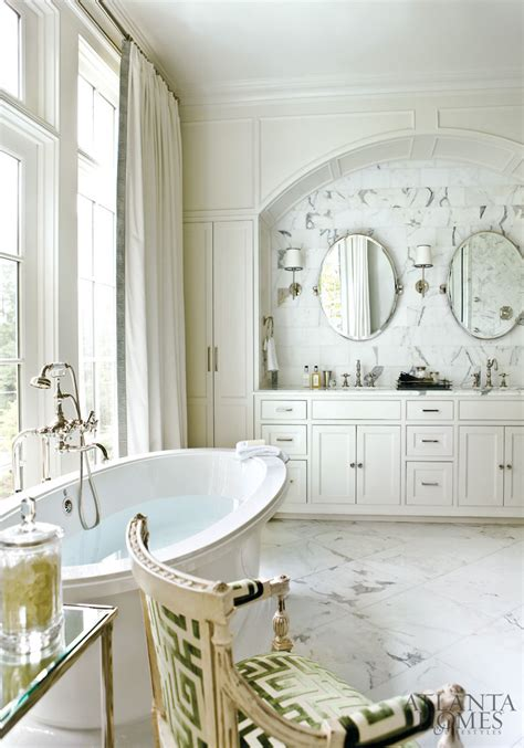 bathroom design atlanta french neoclassical chair featured in atlanta homes and