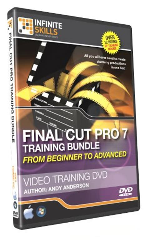 final cut pro tutorial beginner final cut pro 7 training video beginner to advanced shop