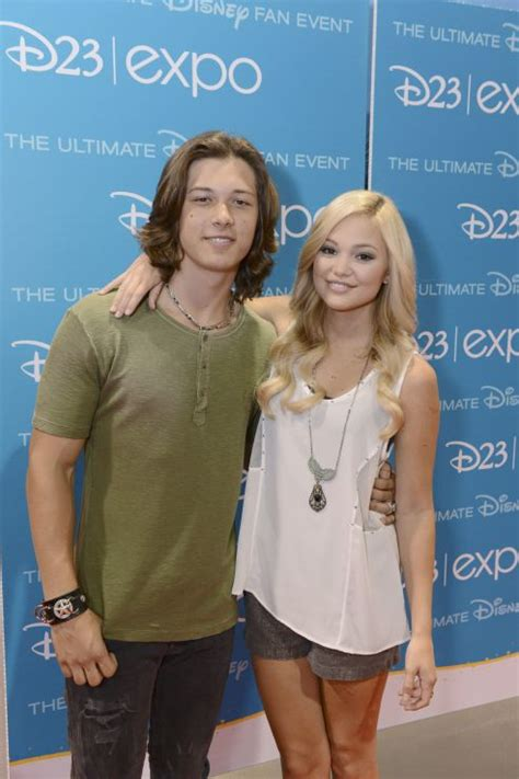 olivia holt and leo howard olivia holt revealed a prank that her quot kickin it quot co