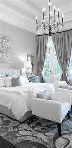 Grey And White Home Decor by 1000 Ideas About White Grey Bedrooms On Pinterest White