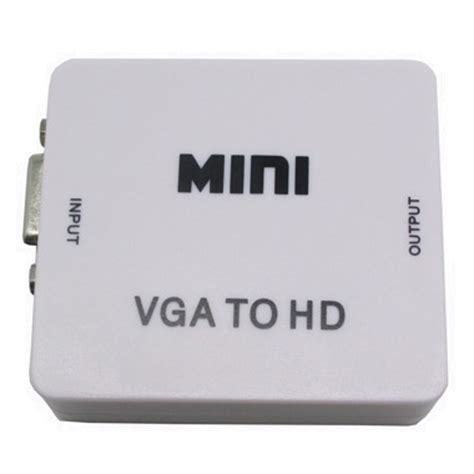 Saintholly Konverter Hdmi To Av St 209 taffware saintholly konverter vga ke hdmi st 218 white jakartanotebook