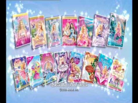 film series barbie barbie film series