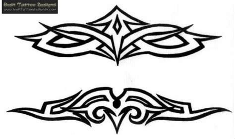 tribal tattoo outline armband tattoos and designs page 61