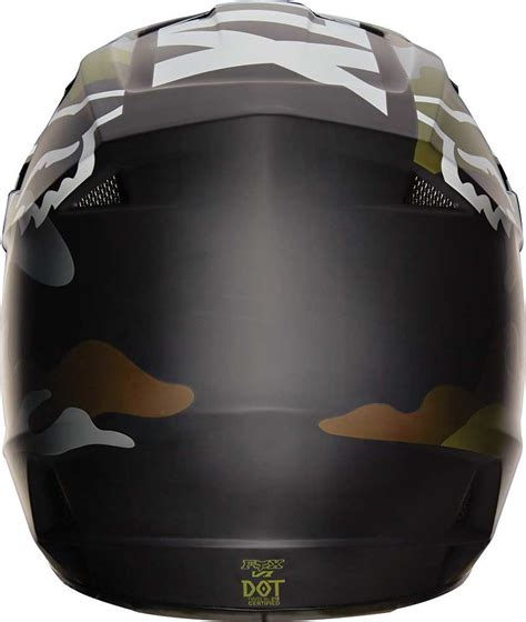 camo motocross helmet 2016 fox racing v1 camo helmet motocross dirtbike mx atv