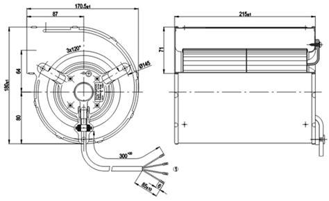 ebm papst fan motor ebm papst motor wiring diagram single phase wiring diagram