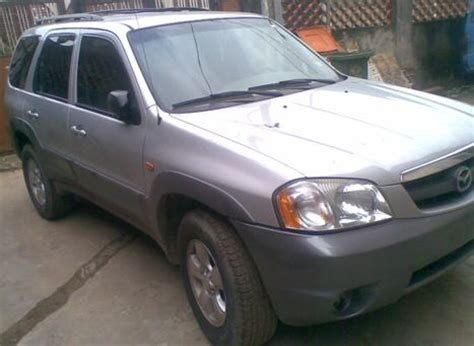 Mazda Jeep For Sale Newly Just Cleared 2001 Mazda Tribute Jeep For Sale