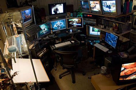 home office gaming setup top 96 kick home office setups