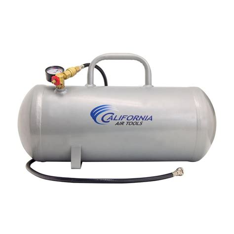 california air tools 5 gal portable steel air tank aux05 the home depot