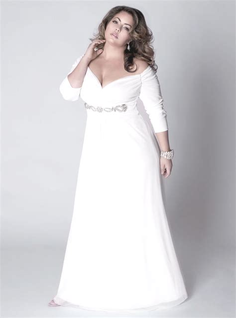 Plus Size Wedding Dresses With Sleeves by 15 Plus Size Wedding Dresses To Make You Look Like