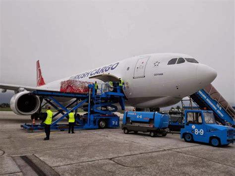 bosnia and herzegovina aviation news turkish airlines cargo flights from sarajevo airport