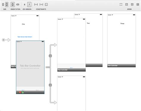 xamarin tab bar tutorial tab bars and tab bar controllers xamarin