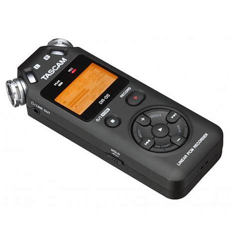 Tascam Dr 05 Handheld Stereo Recorder tascam dr05 digital audio recorder ebay