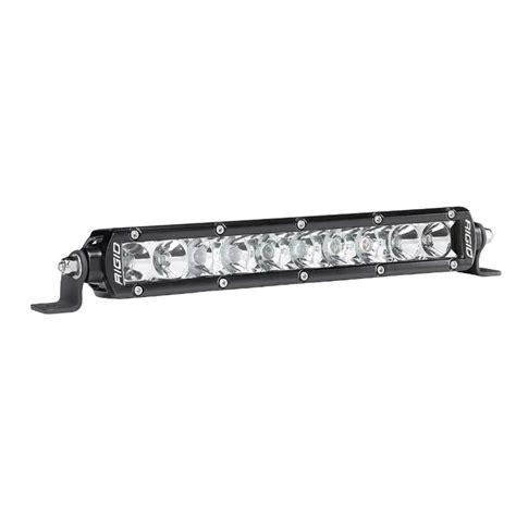 Sr Series Led Light Bar Sr Series 10 Quot Led Light Bar Flood Spot Combo