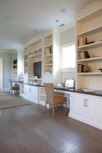 Built In Office Desk Ideas Built In Desks Design Ideas