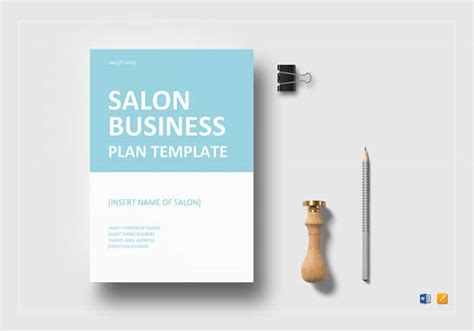 sample business plan templates  google docs