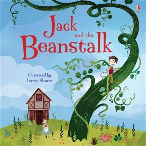 the beanstalk picture book and the beanstalk milbourne 9781409593485