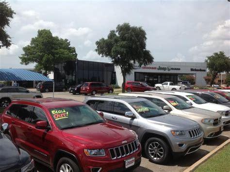 Jeep Of Richardson Richardson Chrysler Jeep Dodge Ram Car Dealership In