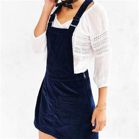 Overall Dress Diskon outfitters price nwt corduroy overall dress