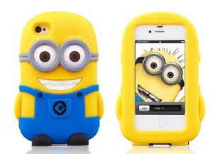 Minion 3d Iphone 4 4s phonejunkie nl iphone 4 4s cases minion hoesje