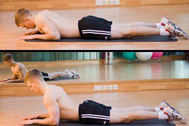 lower back exercises nhs