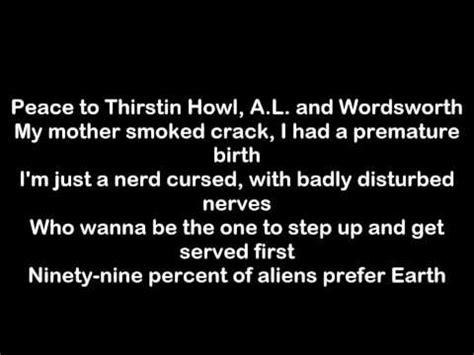 eminem xl freestyle lyrics eminem 1997 freestyle lyrics hd hq duck down youtube