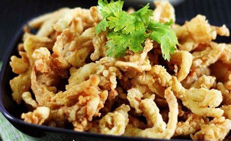 resep masakan simple jamur krispi tingiz