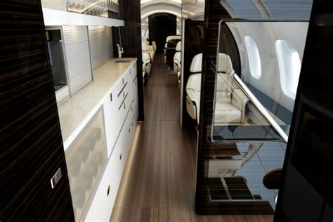 RUAG offers wooden flooring to private jet owners